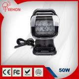 "New 7"" 50W 200m Wireless CREE LED Driving Work Light"