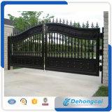 Black Steel Courtyard Gate/Garden Gate