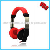 2014 Hot Sale Stereo Black Wired Headphone