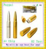 Yellow Bullet USB Flash Drive (GC-B666)