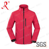 Outdoor Sports Ski Wear Clothing Man Softshell Jacket (QF-4037)