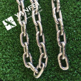 Galvanized Stainless Steel DIN766 Link Chain