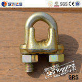 Galvanized Steel Standard Type a Wire Rope Clips