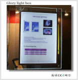 Hanging Acrylic Crystal LED Panel