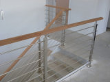 Adjustable Stainless Steel Rod Balustrade for Staircase