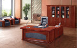 Traditional Small Executive Office Wooden Desk (FOH-A10201)