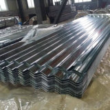 Sgch Cr Galvanized Corrugated Steel Sheets for Roofing Use