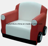 Car Children Furniture/Kids Wheel Sofa/Baby Chair (SXBB-228)