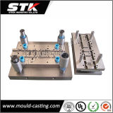 Plastic Injection Mould, Customized Precision Metal Stamping Dies /Moulds
