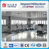 Steel Structure Sports Halls for Basketball, Badminton, Table Tennis