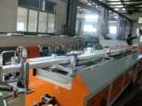 PVC/WPC Plastic Window Profile Extruder Machine Production Extrusion Line