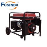 Mini 5kw Portable Electric Start Petrol Power Generator with Battery