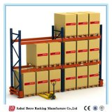 China Pallet Rack Parts Warehouse Drive in Pallet Rack System