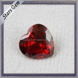 AA Brilliant Heart Shape Zircon Gemstones