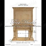Desert Gold Mantel for Home Furniture Mfp-650