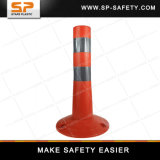 45cm Highly-Visible Roadside Delineator Post