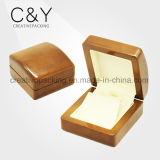 Custom Wooden Necklace Packaging Case