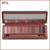 Hot Selling Makeup Eye Shadow 12 Colors Eyeshadow with Brusher