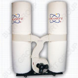 3HP Dust Collector with 500mm Bag (FM300S)