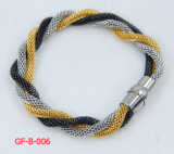 Gold Round Net Stainless Steel Chain for Bracelet