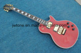 Metallic Red Color Floydrose Quality Les Lp Electric Guitar