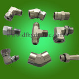 Hydraulic Connectors for Hose and Pipe