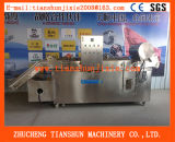 SGS Certified Snack Food Frying Machine /Frying Equipment/Automaticfood Processor for Aquatic Products Tszd-40