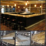 Imperial Gold Granite Prefabricated Counter Top