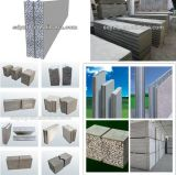 Tianyi Mobile Mould Compound Fireproof Cement EPS Sandwich Panel Line