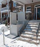 Home Elevator Lift Vertical Platform Lift Porch Lift, Home Porch Disabled Step Lift for Elder or Disabled