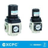 Pressure Gauge Inserting Air Regulator (XGR series)