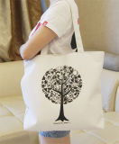High Quality Canvas Tote Bag with Customer Logo (MECO318)