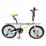White Color Freestyle Bicycle for Hot Sale (FB-018)