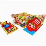 Cheer Amusement Circus Theme Indoor Playground Sets