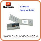 "Paper Craft 2.4"" LCD Screen Business Brochure Card"
