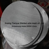 China Supplier Good Quality Stainless Steel Filter (ISO 9001)