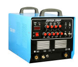 Inverter AC/DC Multifunction (3-in-1) TIG/MMA/CUT Welding Machine(SUPER-200P)