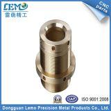 Brass CNC Machining Auto Parts with OEM/ODM Service (LM-0624B)