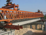 Concrete Precast Beam Launcher Bridge Building