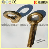Chinese Manufacturer Hardware ISO9001 JIS 1168 Type Eye Bolt