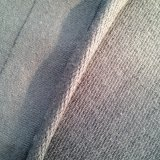 100% Organic Cotton French Terry Knitted Fabric