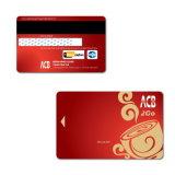 125kHz 13.56MHz UHF PVC Customized Java Smart Card