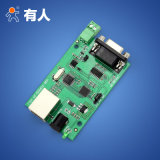 RS232 RS485 Serial to TCP/IP Module Ethernet Converter (USR-TCP232-24)