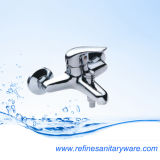 Hot Sale Brass Bathtub Mixer Faucet (R9873-3M)