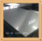 Cold Rolled Stainless Steel Sheets (304 2B)