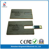 Promotion Wood Card USB Disk
