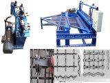 Direct Sale Semi-Automatic Type Crimped Wire Mesh Weaving Machine
