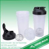 500ml Plastic Sports Protein Nutrition Shaker Drinking Bottle