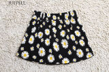 Floral Girls Skirt Summer Skirt