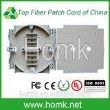 Fiber Optic Splice Tray in Terminal Box